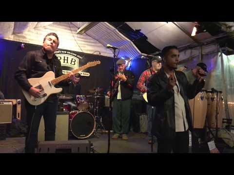 A Tuesday Night Blues Jam at Poor House Bistro, San Jose, California
