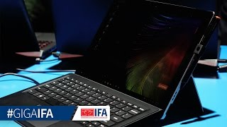 Lenovo Miix 700 - Hands-On des Surface Pro 3 Klon - GIGA.DE