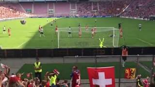 Suisse 1 Belgique  2 - 28/05/2016 - Best action