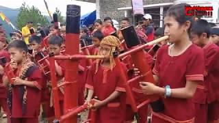Keren Musik Bambu di KamNas Remaja II SMGT