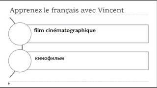 Изучение французского языка = фильм