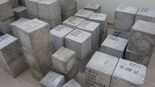видео Рассчитываем пропорции бетона на фундамент для разных марок