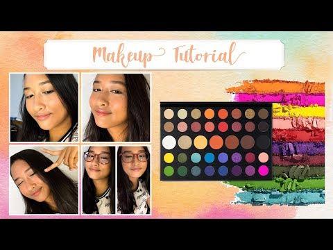 Makeup Natural Wisuda SMP / MORPHE x JAMES CHARLES thumbnail