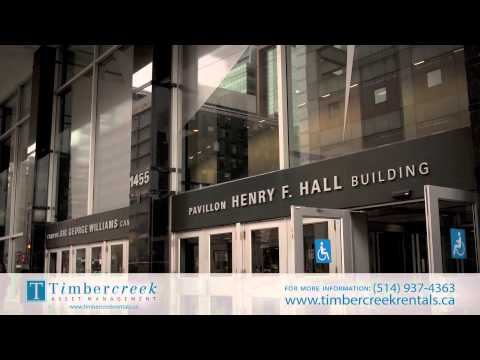 Place Guy   2085 Rue Guy, Montreal, Quebec by  Timbercreek Asset Management