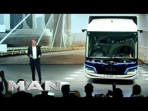 MAN | IAA 18 | Live Press Conference