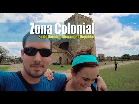 Santo Domingo - La Zona Colonial - GoPro