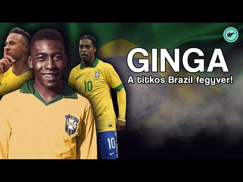 Ginga: Brazil varázslat a fociban! | Félidő! thumbnail