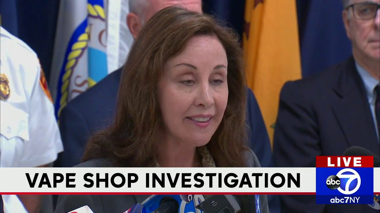 Suffolk County cracks down on vape, tobacco stores illegally