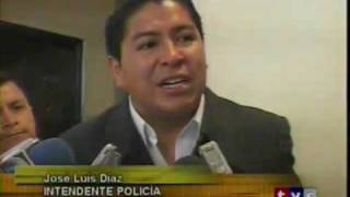 Noticias Riobamba 20/05/2009 - La Intendencia General de Policia continuará con operativos de control a restaurantes