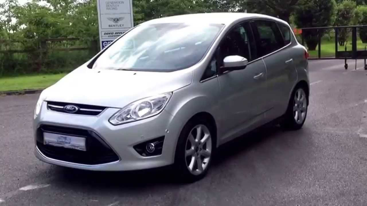 2013 13 ford c max 1 6 tdci titanium massive spec youtube. Black Bedroom Furniture Sets. Home Design Ideas