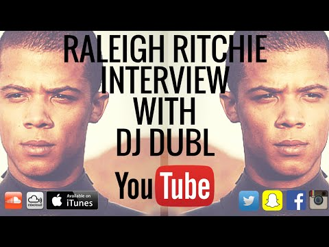Raleigh Ritchie Interview - Being Grey Worm in Game of Thrones, new music, learning from Jay Z