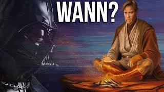 Wann erfuhr Obi-Wan vom Überleben Anakins als Darth Vader? | 212th Wissen