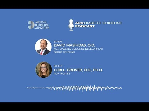 AOA Diabetes Guideline Podcast