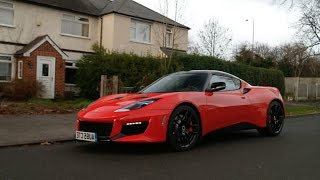 [My Next Car] Lotus Evora 400 Test Drive