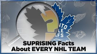 SURPRISING FACTS ABOUT EVERY NHL TEAM!