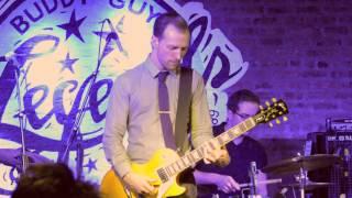 JW-Jones Tribute to Buddy Guy (w/Buddy in audience) at Buddy Guy