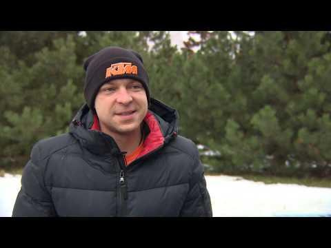 2 февраля в Раменском прошли соревнования по мотокроссу.