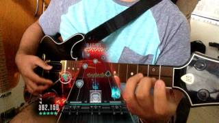 "Guitar Hero Live: ""In Due Time"" by Killswitch Engage 100% Expert Guitar FC"