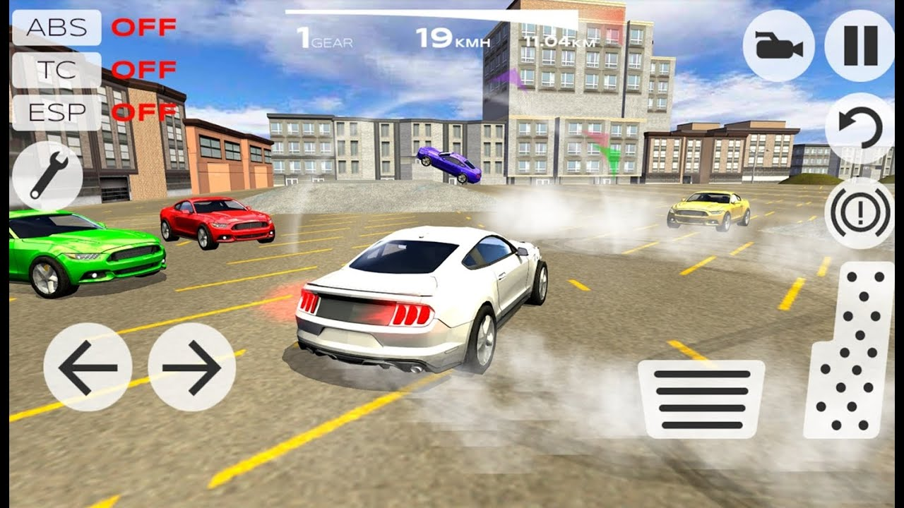 Multiplayer Driving Simulator Android Gameplay Hd Youtube