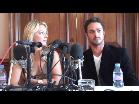 TAYLOR KINNEY ON HIS ROLE IN 'TRAUMA'