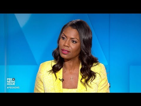 Omarosa: I never signed that 'draconian' White House nondisclosure agreement