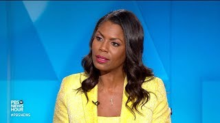 Omarosa: I never signed that 'draconian' White House nondisclosure agreement