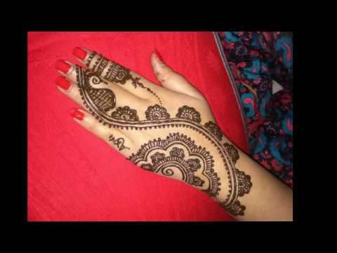 Easy Simple Latest Arabic||Heena||Beautiful Mehndi Designs For Back Hand 2017 Step By Step