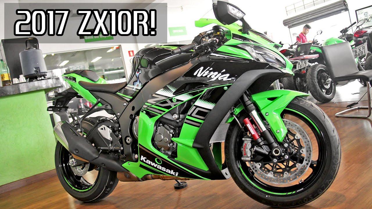 2017 Kawasaki Ninja Zx10r Details Specs Sound Bikers Garage 09 You