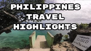 Philippines Travel Highlights 2016 [HD]