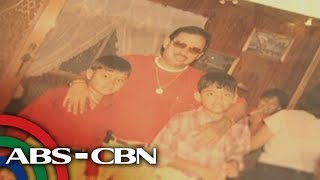 Rated K: Tony Calvento's family give their message for him