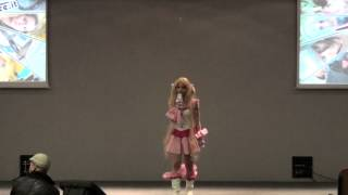 cosmo 2014 cosplay bhc lucia mermaid melody principesse sirene