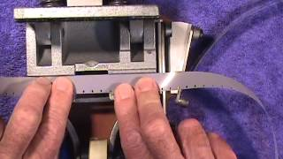 Splicing 16mm Magnetic Full Coat with a Ciro Guillotine Splicer (clip 38)