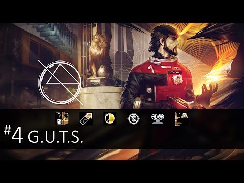Prey (I and Thou) - #4, G.U.T.S