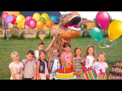 MOJE 7 URODZINKI :) Baw się ze mną z Lenką Czy Morgul popsuje moje urodzinki