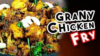 Grany style chicken fry Recipe | Fried Chicken Recipe by Delicious Food