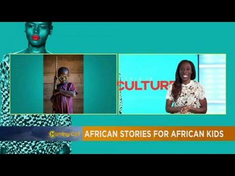 Des livres et dessins animés adaptés au jeune public africain [Culture TMC]
