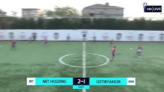 NET HOLDING  -  OZTIRYAKILER MAC OZETI
