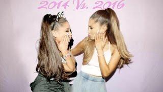 Ariana Grande Vocal Battle 2014 Vs. 2016 (Part 1)