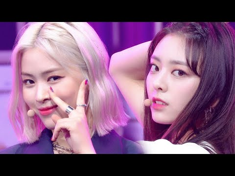 ITZY – Not Shy [Music Bank K-Chart Ep 1044]