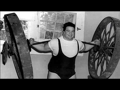 The Godfather of Powerlifting