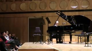 Peter Hiss spielt Chopin Preludes op. 28 No. 4 + 24
