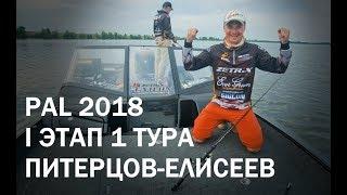 Виступ А. Питерцова і Д. Єлісєєва. PAL 2018. Перший етап. I тур - PAL Action Movies