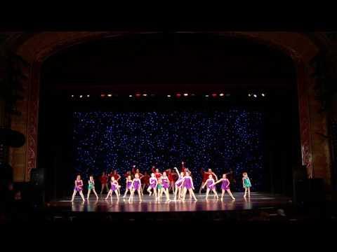 Academy of Dance 2016 Finales - Wide Shot