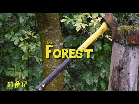 #17 The Forest, Die Moderne Axt Jetzt Kann Es Losgehen