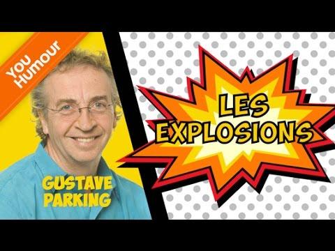GUSTAVE PARKING - Un humoriste... explosif !