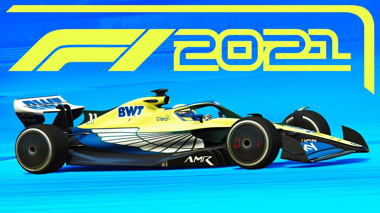 F1 2021 Aston Martin F1 Team Gameplay Youtube