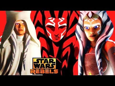 What is Ahsoka's Fate After the Rebels Finale?