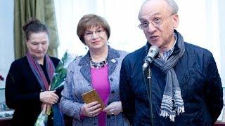Открытие выставочной дилогии в РГБИ в честь Дня театра 28 марта 2014. Версия 2.0.