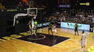 Highlights Obras Basket 91-98 Hispano (29-01-18)