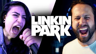 Linkin Park - One Step Closer (Cover by Jonathan Young & @Lauren Babic)